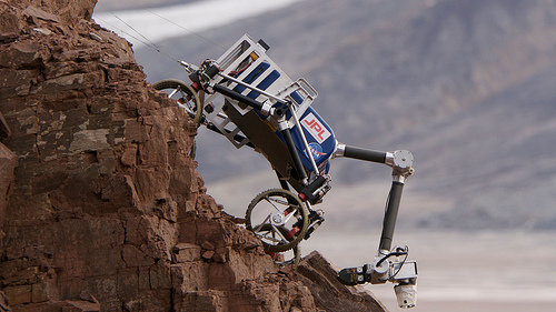 robot from nasa - photo #29