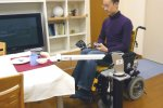 arm, wheelchair, assistive living, assistive robot, RAPUDA